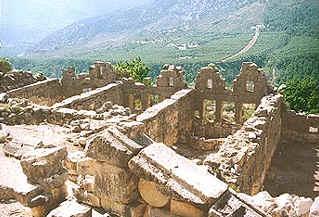 Austrumu pirts vēsture Turcijā