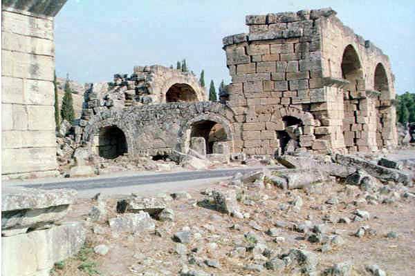 Turcijas pirts vēsture