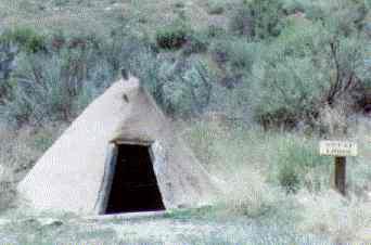Amērikas pirts vēsture, Meksikas indiāņu pirts