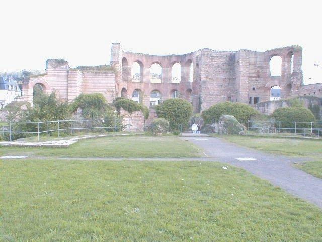 Senā Roma un pirts kultūru attīstība