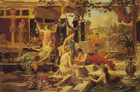 Senā Roma un pirts kutūras attīstība