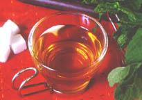 Veselīgam dzīvesveidam nomierinošo tēju receptes